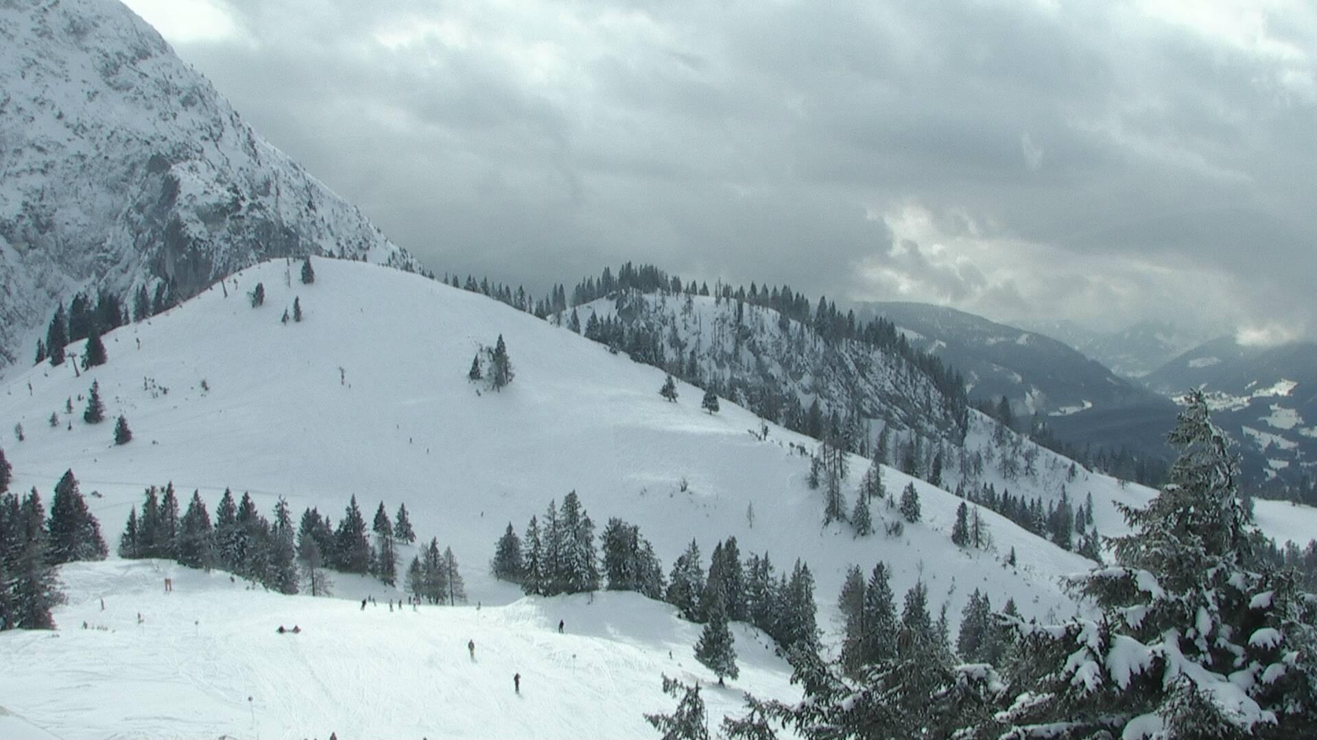 Dachstein sípálya webkamera